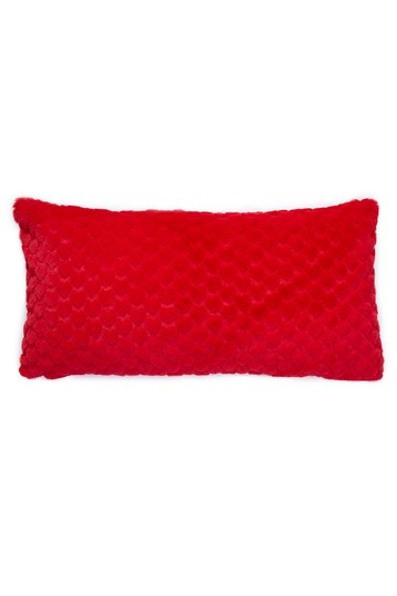 "Sheared Plush Heart Pillow - 12"" x 24"" Nordstrom Rack"