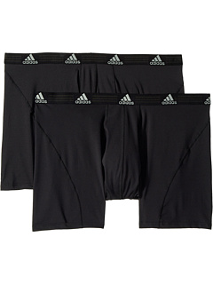 Боксер-брифинг Big & Tall Sport Performance Climalite® в 2 упаковках Adidas