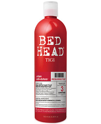 Bed Head Urban Antidotes Resurrection Conditioner, 25.36-oz., from PUREBEAUTY Salon & Spa TIGI