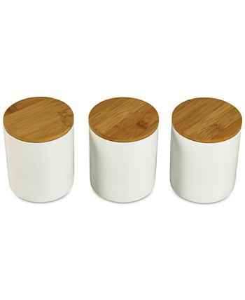 Set Of 3 Canisters Tabletops Unlimited