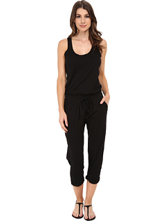 Cotton Modal Tank Jumpsuit Michael Stars