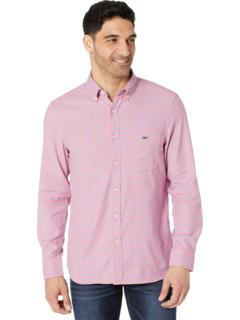Classic Gingham Island Shirt Vineyard Vines