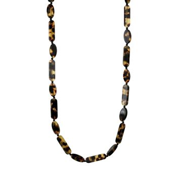 Long Resin Necklace Lafayette 148 New York
