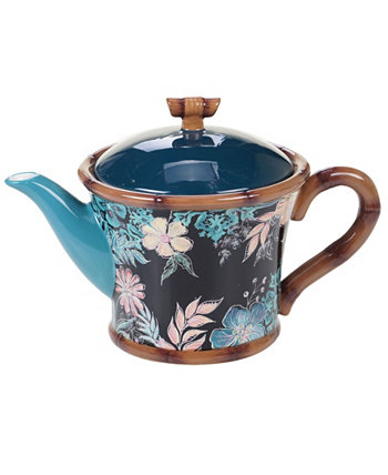 Exotic Jungle Teapot Certified International