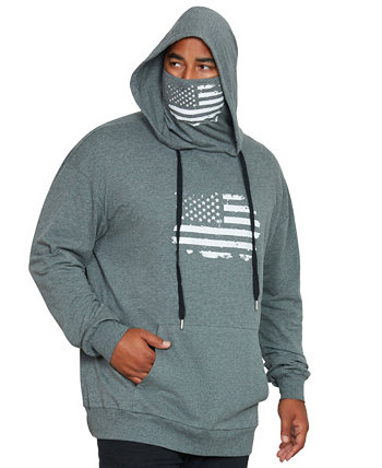 Men's Face Mask Pullover Hoodie Mvp Collections By Mo Vaughn Productions