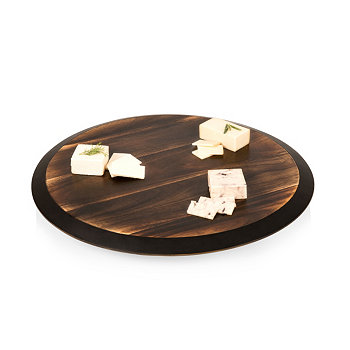 Toscana® by Lazy Susan Serving Tray Picnic Time