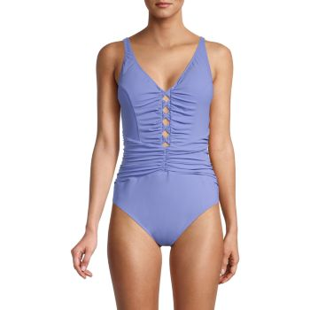 Cutout One-Piece Swimsuit X by Gottex