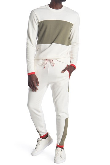 Raul Zip Pocket Joggers Threads 4 Thought