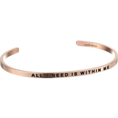 All I Need Is Within Me Cuff MANTRABAND