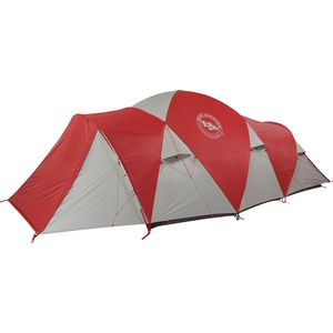 Big Agnes Mad House 8 Tent: 8-Person 4-Season Big Agnes