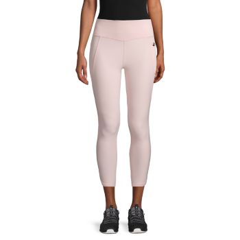 Seamed Cropped Leggings X by Gottex