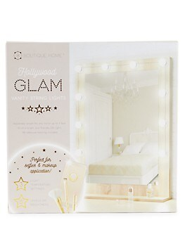 Hollywood Glam Vanity String Lights Boutique Home