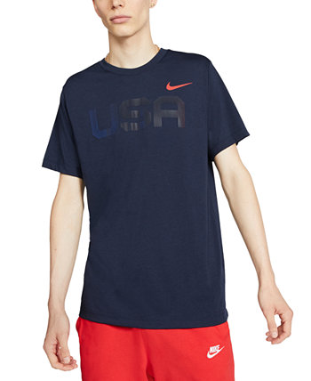 Men's USA Lenticular T-Shirt Nike