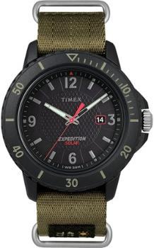 Expedition Gallatin Solar Analog Watch Timex
