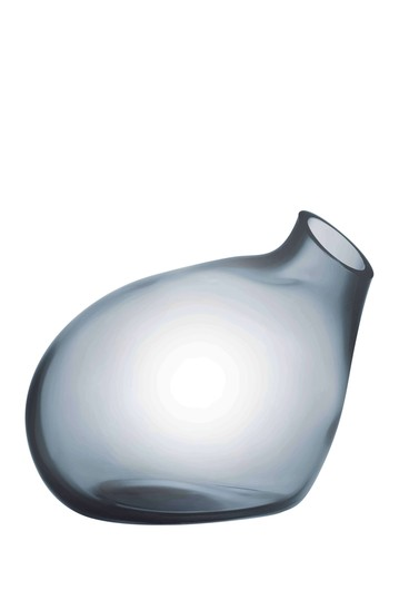 Bubble Vase - Small - Soft Blue Nude Glass