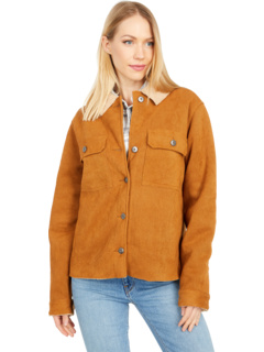 Cassidy Corduroy Trucker Jacket Dylan by True Grit