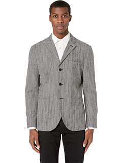 Куртка Easy Fit с застежкой спереди JVSO1773U4 John Varvatos Collection