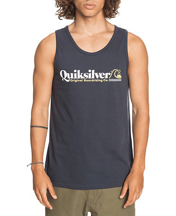 Men's Check Yo Self Tank Quiksilver