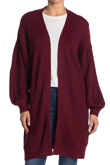 Balloon Sleeve Knit Cardigan VERO MODA