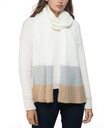 Rib Striped Muffler Scarf, Created for Macy's Style & Co
