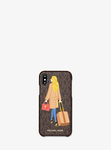 Jet Set Girls Zoe Чехол для телефона для iPhone 11 Pro Michael Kors