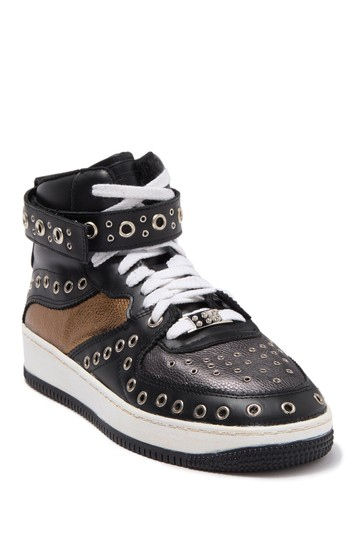 Grommet High Top Sneaker RED VALENTINO