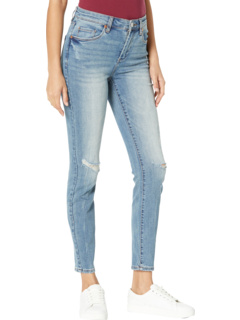 Bond Mid-Rise Skinny in Smooth Sailing Blank NYC