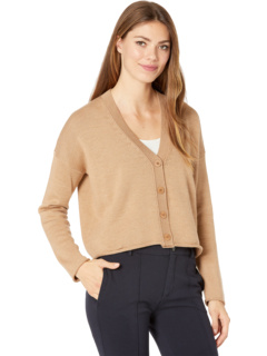 Button Front Cardigan Eileen Fisher