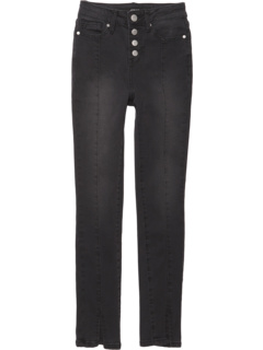 The Esme Ankle in Magic Black (Little Kids/Big Kids) Joe's Jeans Kids