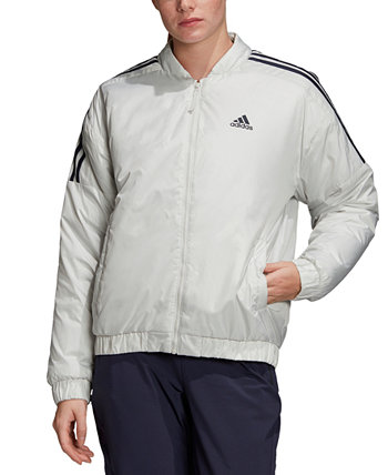 Women's Essentials Insulated Bomber Jacket Adidas