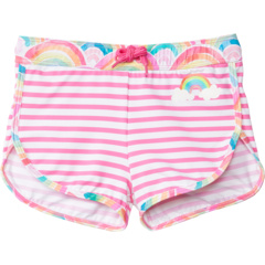 Over The Rainbow Swim Shorts (Toddler/Little Kids/Big Kids) Hatley Kids