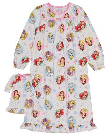 Disney Princess Big Girl Dorm Nightgown AME