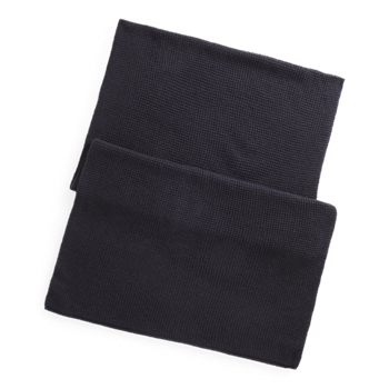 Thermal-Knit Wool-Cashmere Wrap Scarf Ralph Lauren