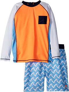 Wave Rashguard Set (Infant/Toddler) Shade critters