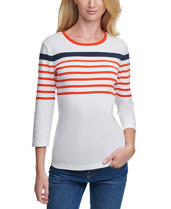 Striped Cotton Top Tommy Hilfiger