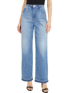 Maternity Twill  Jeans Lavender