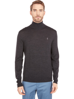 Washable Merino Turtleneck Sweater Ralph Lauren