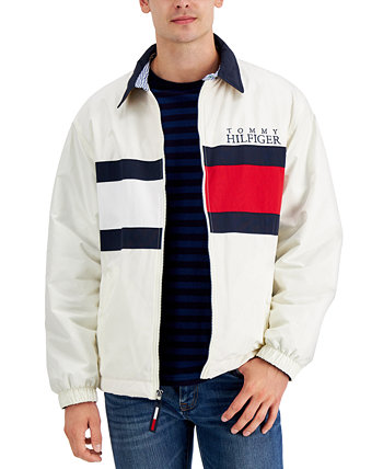 Men's Iconic Re-Issue Colorblocked Jacket Tommy Hilfiger