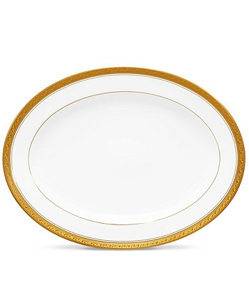 Crestwood Gold Butter Tray Noritake