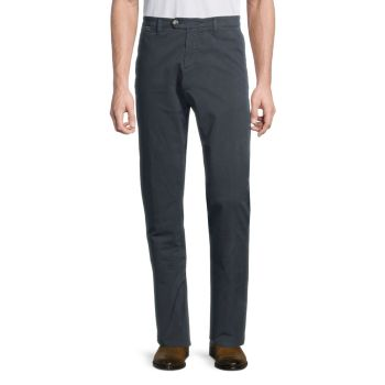 Slim-Fit Young Chino Pants Eleventy