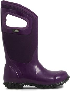 North Hampton Solid Insulated Rain Boots - Kids' Bogs