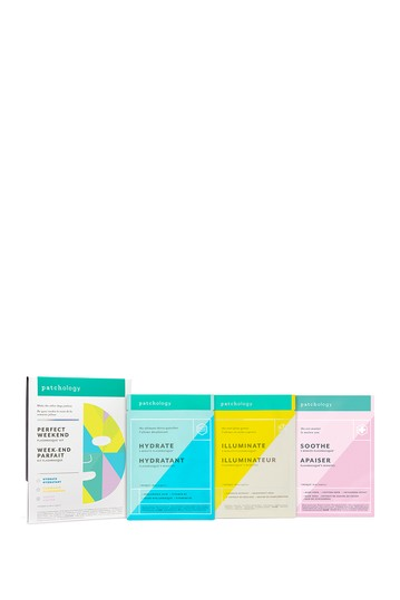 Perfect Weekend Masque Trio Patchology