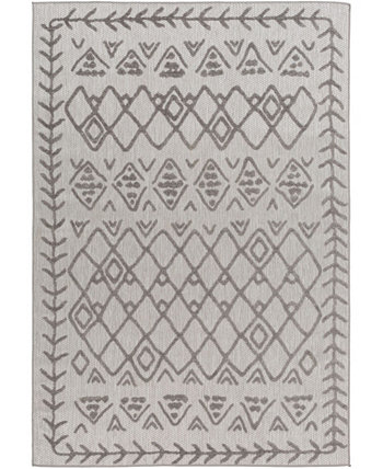 """Big Sur BSR-2300 Taupe 5'3"""" x 7'3"""" Area Rug Abbie & Allie Rugs"""