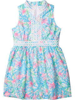 Mini Franci Dress (Toddler/Little Kids/Big Kids) Lilly Pulitzer Kids