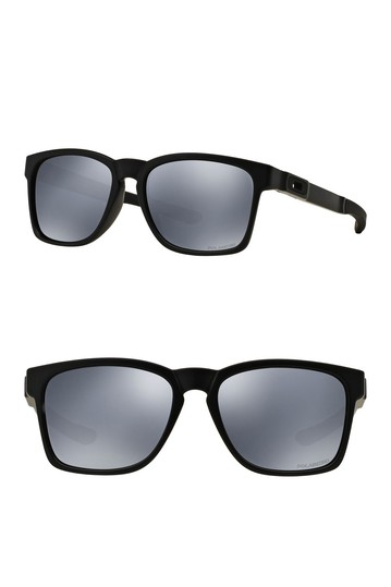 56mm Rectangle Sunglasses Oakley