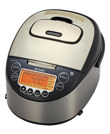 Induction Heating 5.5 Cup Rice Cooker Warmer TIGER