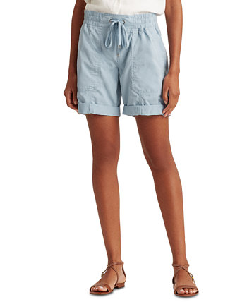 Cotton Twill Shorts Ralph Lauren