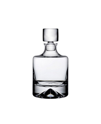 No 9 Whisky Bottle Nude Glass