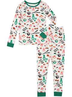 Long Sleeve Two-Piece PJ Set (Toddler/Little Kids/Big Kids) BedHead Pajamas Kids