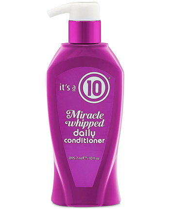 Miracle Whipped Daily Conditioner, 10-oz., from PUREBEAUTY Salon & Spa It's A 10